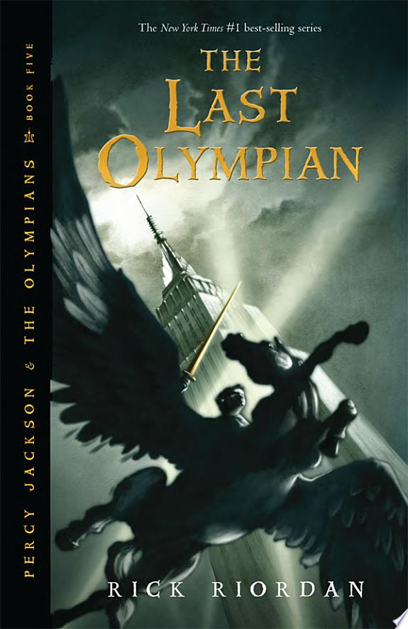 Last Olympian, The (Percy Jackson and the Olympians, Book 5) image