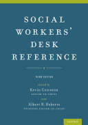 Social Workers' Desk Reference [Pdf/ePub] eBook