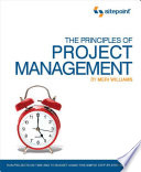 Cover of The Principles of Project Management