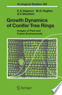 Growth Dynamics of Conifer Tree Rings