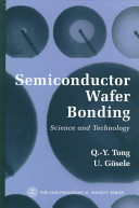 SemiConductor Wafer Bonding
