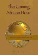 The Coming African Hour