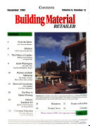 Building Material Retailer