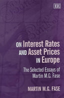 On Interest Rates and Asset Prices in Europe