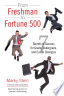 From Freshman To Fortune 500 Book PDF