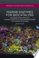 Marine Enzymes for Biocatalysis Book