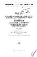 Livestock Feeding Problems Book
