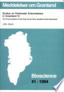 Studies on Freshwater Entomostraca in Greenland VI