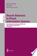 Recent Advances In Visual Information Systems