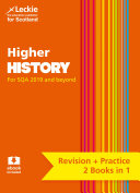 Higher History  Preparation and Support for Teacher Assessment  Leckie Complete Revision   Practice