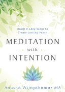 Meditation With Intention Book PDF