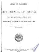 Reports Of Proceedings