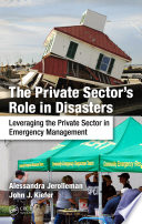 The Private Sector s Role in Disasters
