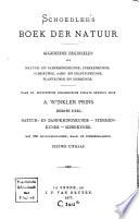 Schoedler S Boek Der Natuur
