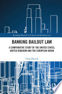 Banking Bailout Law Book PDF