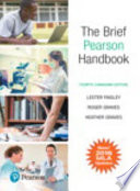 The Brief Pearson Handbook, Fourth Canadian Edition (MLA Update)