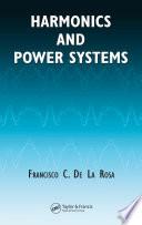 Harmonics And Power Systems Book PDF