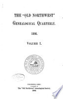 The  Old Northwest  Genealogical Quarterly