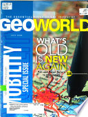 GeoWorld  , Band 21,Ausgaben 7-12