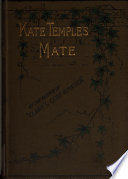 Kate Temple S Mate By The Author Of Clary S Confirmation