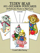 Teddy Bear All-Occasion Postcards