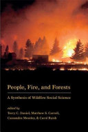People  Fire and Forests