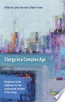 Clergy in a Complex Age Book