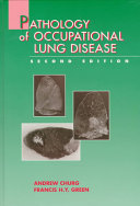 Pathology of Occupational Lung Disease