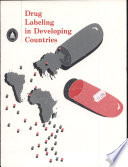 Drug Labeling In Developing Countries Book