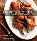 Pheasant  Quail  Cottontail Book