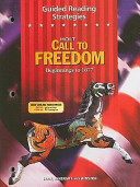 Holt Call to Freedom Guided Reading Strategies