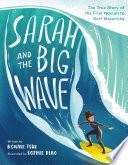 Sarah and the Big Wave Book PDF