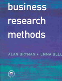 Business research methods alan bryman emma bell google books business research methods alan brymanemma bell no preview available 2003 fandeluxe Image collections