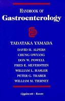 Handbook of Gastroenterology Book