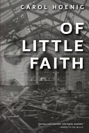 Of Little Faith