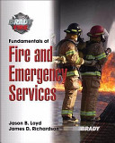 Fundamentals Of Fire And Emergency Services Book PDF