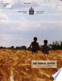 2007 Annual Report to Parliament