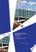 Interdisciplinary Design  Proceedings of the 21st CIRP Design Conference