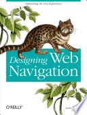 Designing Web Navigation Book PDF