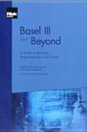 Basel Iii And Beyond Book PDF