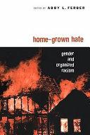 Home grown Hate