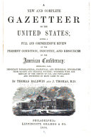 A New and Complete Gazetteer of the United States