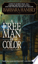 A Free Man of Color Barbara Hambly Cover