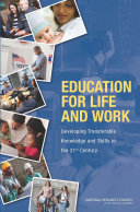 Education for Life and Work [Pdf/ePub] eBook