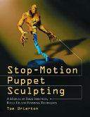 Stop Motion Puppet Sculpting