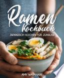 Ramen Kochbuch – Japanisch kochen für Zuhause
