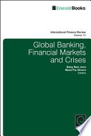 Global Banking  Financial Markets and Crises