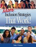 More Inclusion Strategies That Work