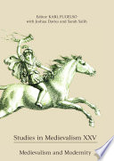 Medievalism and Modernity