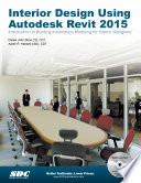 Interior Design Using Autodesk Revit 2015